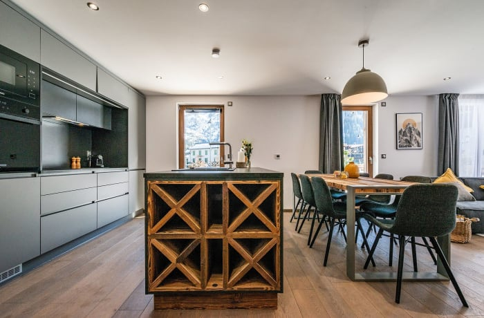 Apartment in Eyong, Argentiere - 5