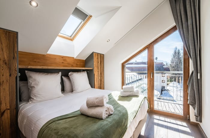 Apartment in Herzog, Argentiere - 18