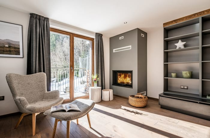Apartment in Herzog, Argentiere - 2