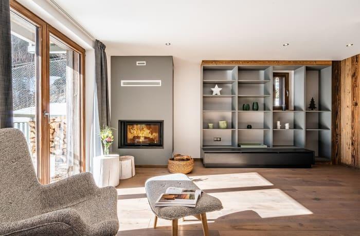 Apartment in Herzog, Argentiere - 4