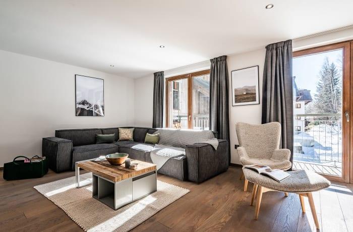 Apartment in Herzog, Argentiere - 1