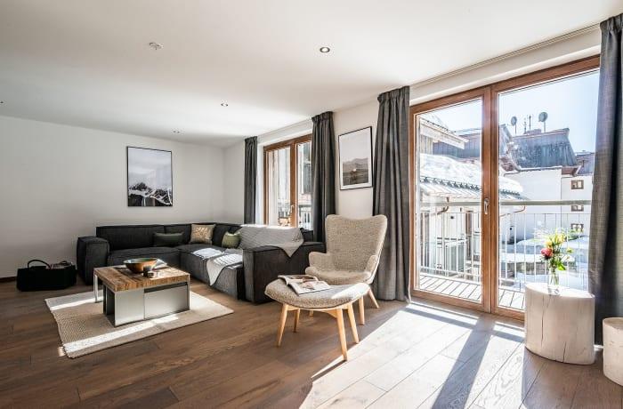 Apartment in Herzog, Argentiere - 0
