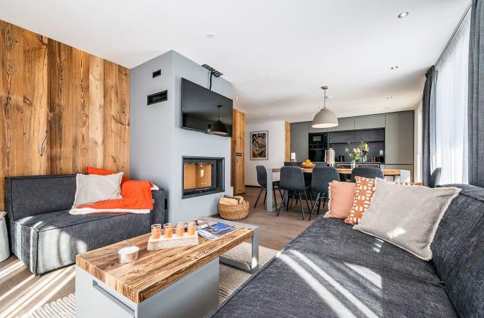Apartment in Ravanel, Argentiere - 1