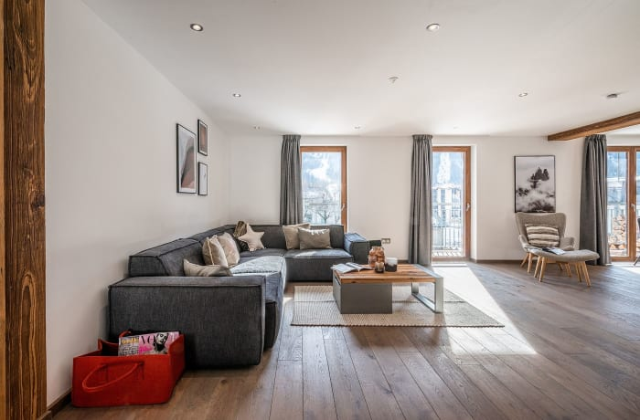 Apartment in Ruby, Argentiere - 3