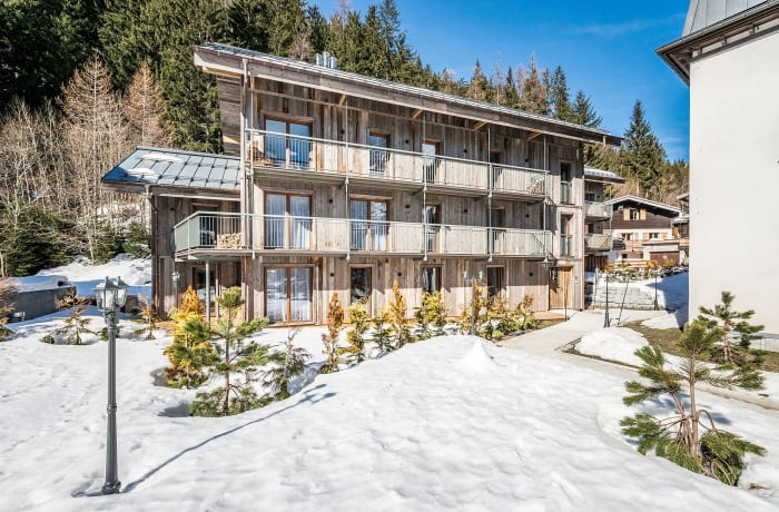 Apartment in Ruby, Argentiere - 0