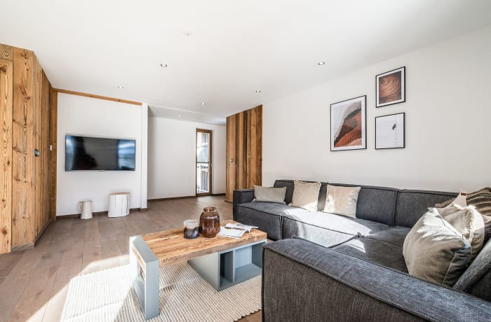 Apartment in Ruby, Argentiere - 2