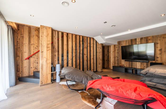Apartment in Le Rouge, Pied de la Plagne - 28
