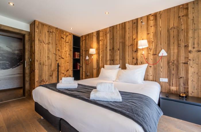 Apartment in Le Rouge, Pied de la Plagne - 27