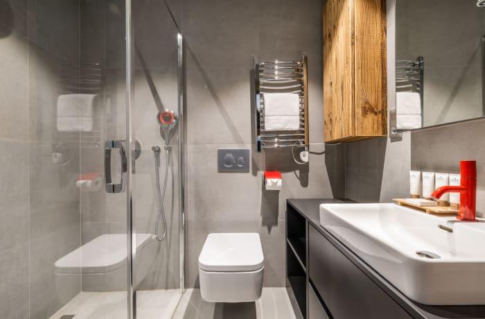 Apartment in Le Rouge, Pied de la Plagne - 34