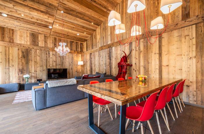 Apartment in Le Rouge, Pied de la Plagne - 6