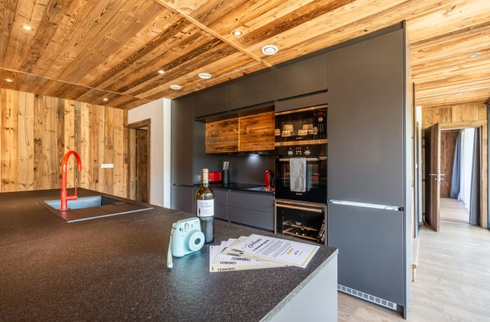 Apartment in Le Rouge, Pied de la Plagne - 7