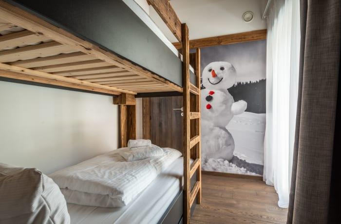 Apartment in Le Rouge, Pied de la Plagne - 22