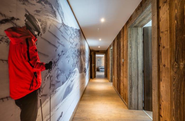 Apartment in Le Rouge, Pied de la Plagne - 12