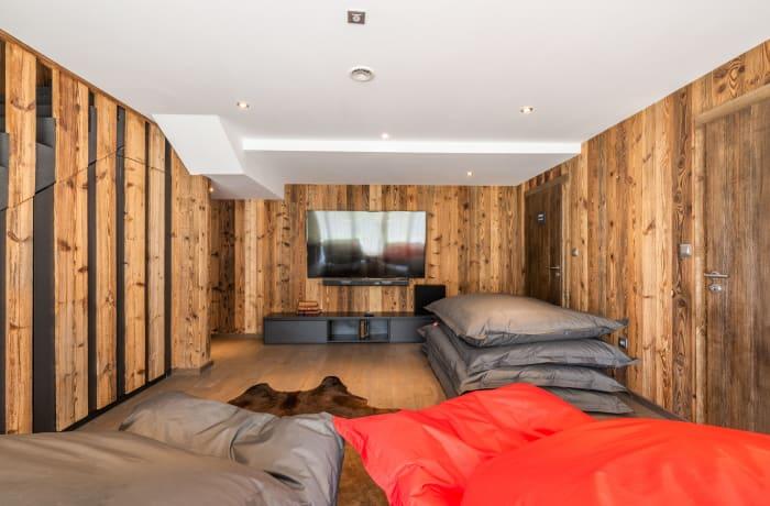 Apartment in Le Rouge, Pied de la Plagne - 29