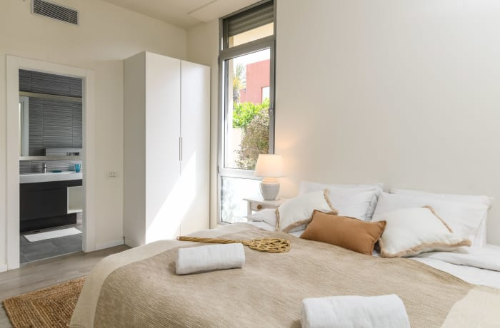 Apartment in The Beach House, Nof Yam - 4