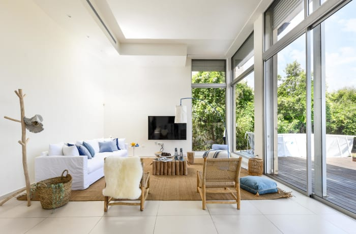 Apartment in The Beach House, Nof Yam - 1