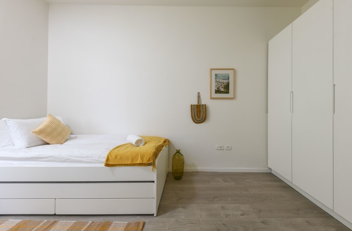 Apartment in The Beach House, Nof Yam - 5