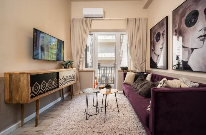 Apartment in Ben Yehuda II, City Center - 14