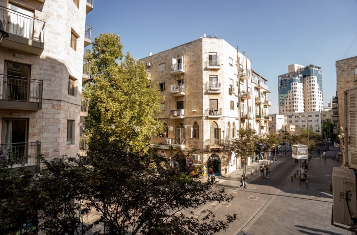 Apartment in Ben Yehuda III, City Center - 23