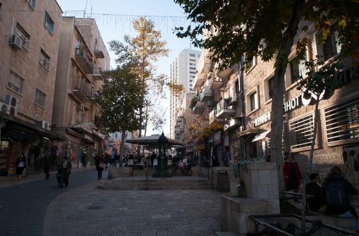 Apartment in Ben Yehuda III, City Center - 0