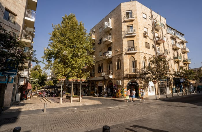 Apartment in Ben Yehuda III, City Center - 25