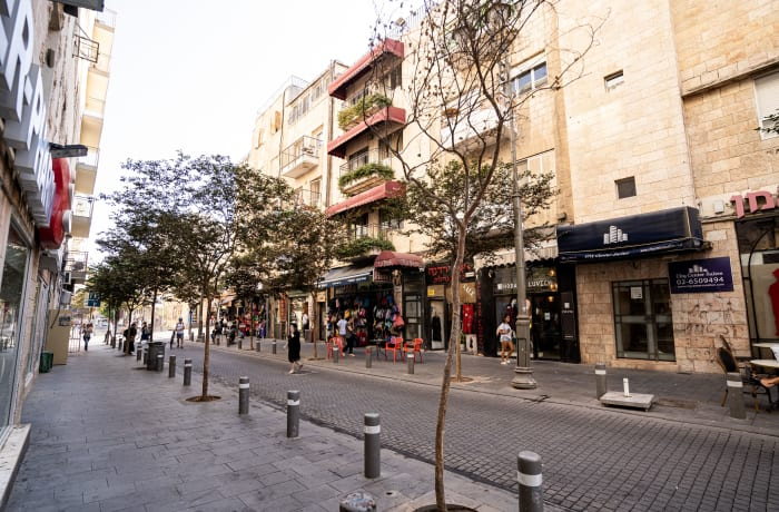 Apartment in Ben Yehuda III, City Center - 24