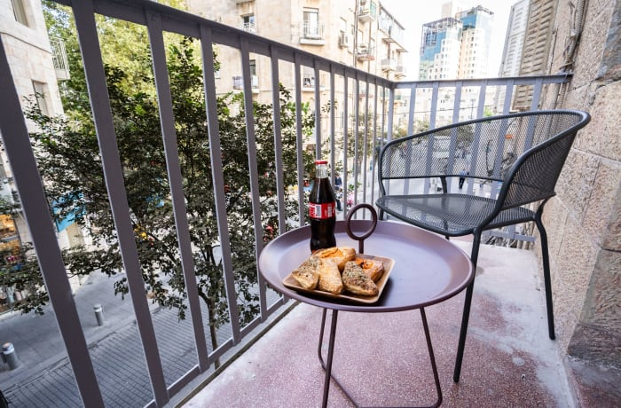 Apartment in Ben Yehuda III, City Center - 5