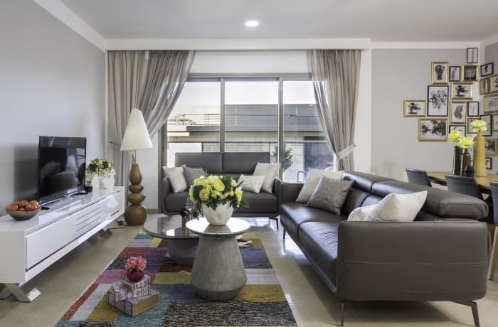 Apartment in Haneviim Court II, City Center - 2
