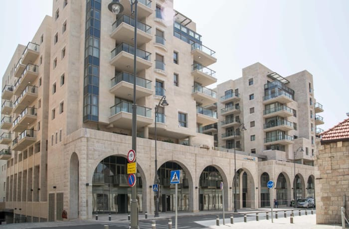 Apartment in Haneviim Court II, City Center - 0