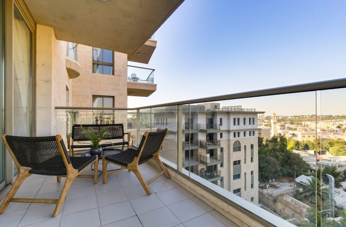 Apartment in Haneviim Court III, City Center - 2