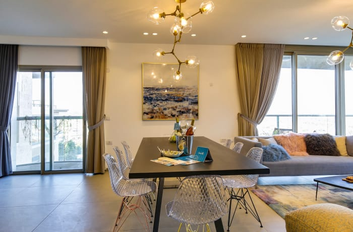 Apartment in Haneviim Court III, City Center - 6