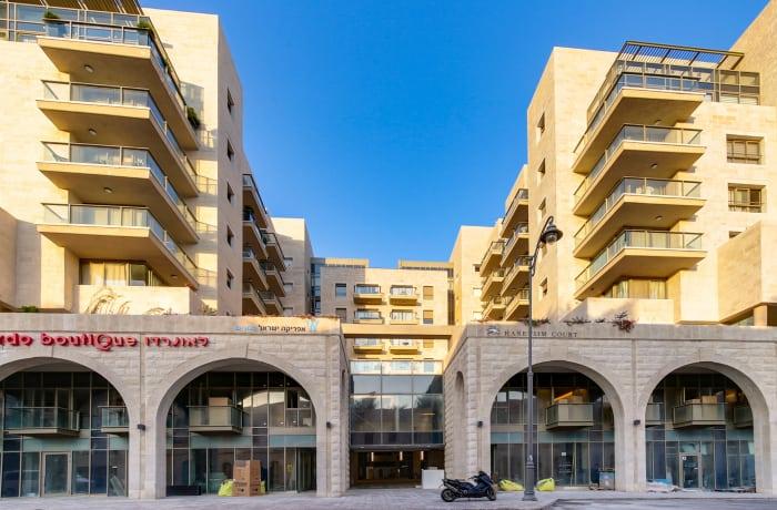 Apartment in Haneviim Court III, City Center - 0
