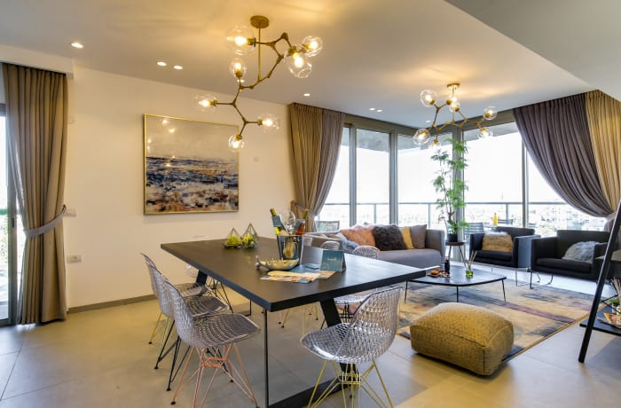 Apartment in Haneviim Court III, City Center - 7