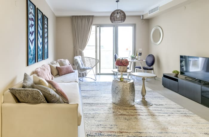 Apartment in Haneviim Court IV, City Center - 2