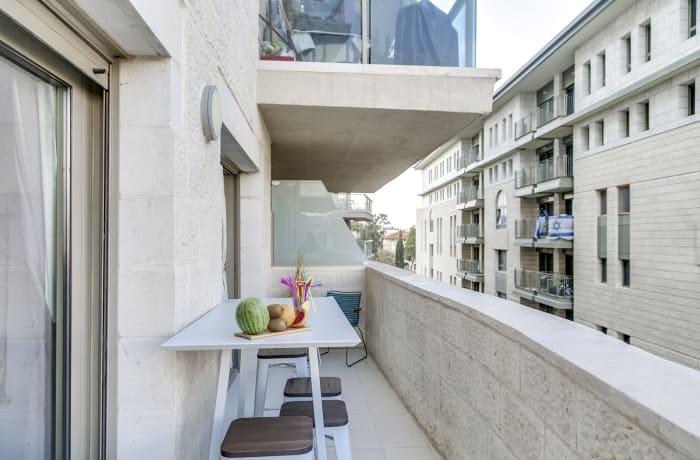 Apartment in Haneviim Court IV, City Center - 21
