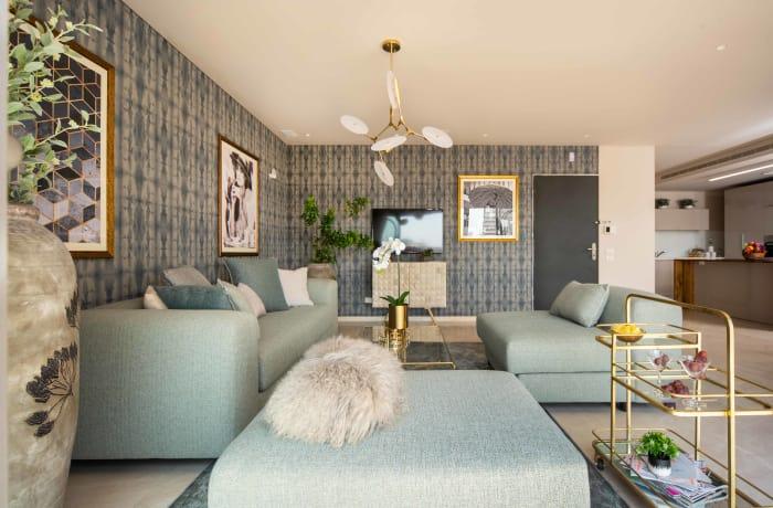 Apartment in HaRav Kook Penthouse, City Center - 19