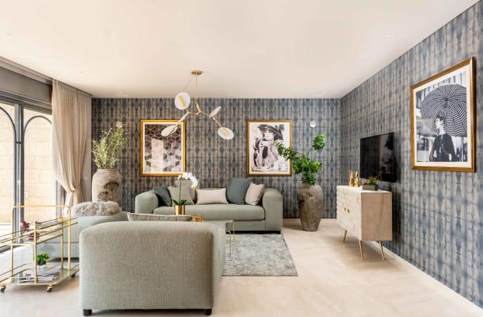 Apartment in HaRav Kook Penthouse, City Center - 20