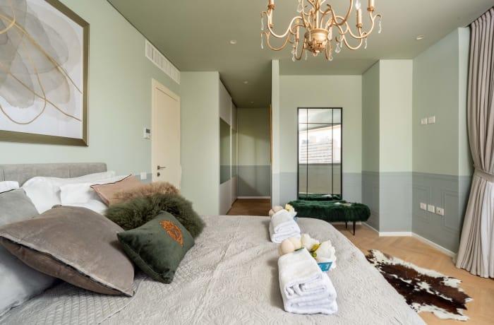 Apartment in HaRav Kook Penthouse, City Center - 14