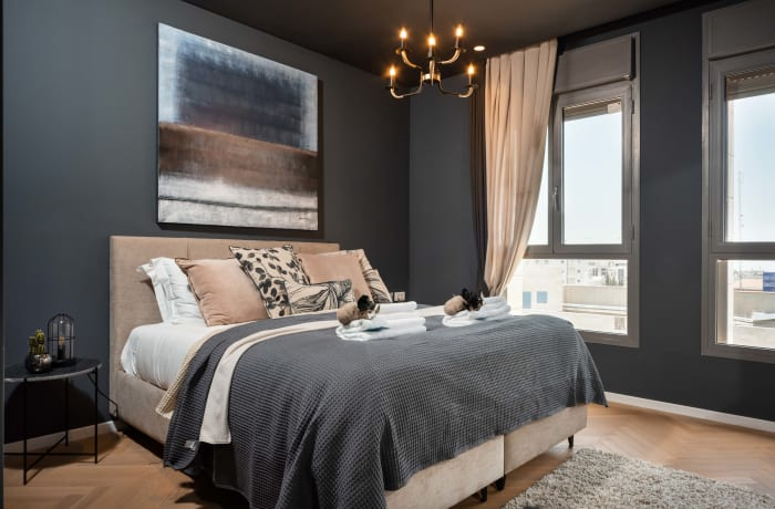 Apartment in HaRav Kook Penthouse, City Center - 7