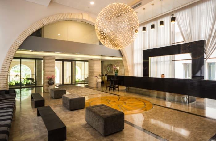 Apartment in HaRav Kook Penthouse, City Center - 25