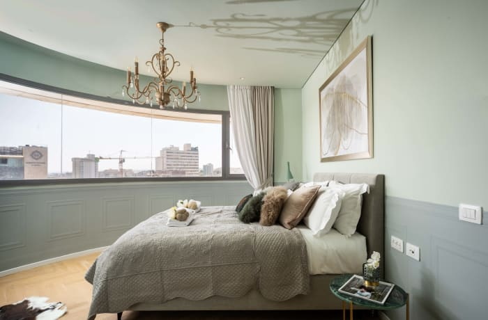 Apartment in HaRav Kook Penthouse, City Center - 12