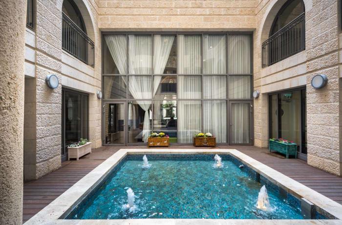 Apartment in HaRav Kook Penthouse, City Center - 26