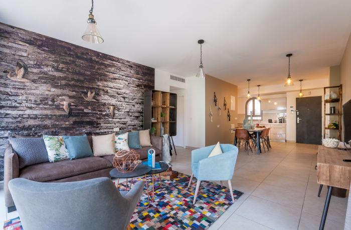 Apartment in HaRav Kook Street, City Center - 2