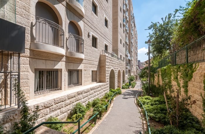 Apartment in HaRav Kook Street, City Center - 23