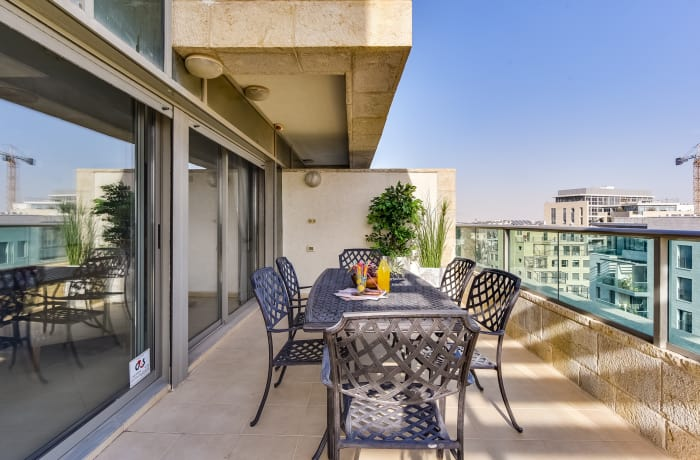 Apartment in Strauss, City Center - 2
