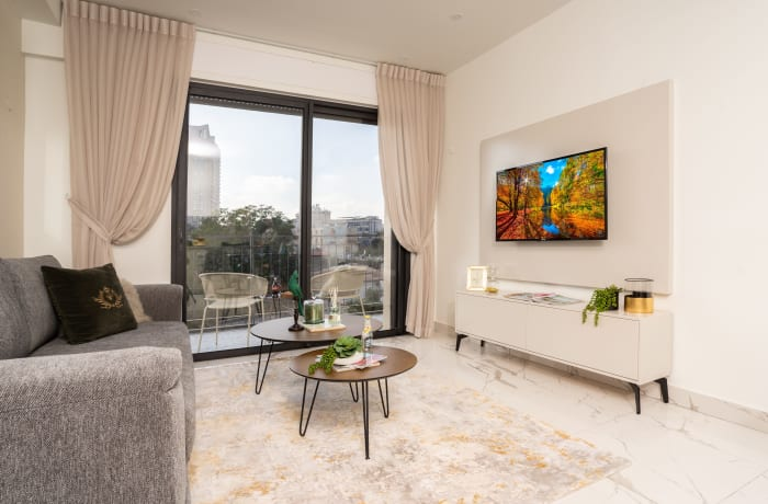 Apartment in Stylish Even Israel II, City Center - 3