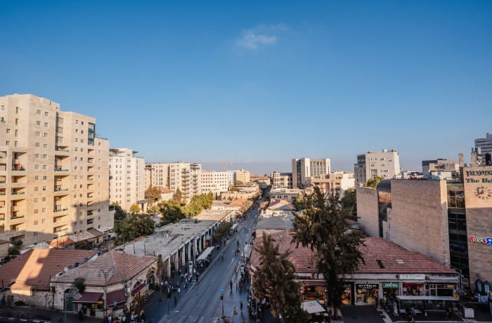 Apartment in Stylish Even Israel II, City Center - 21
