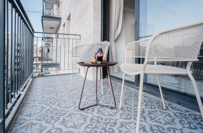 Apartment in Stylish Even Israel II, City Center - 11