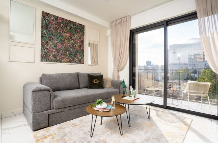 Apartment in Stylish Even Israel II, City Center - 1