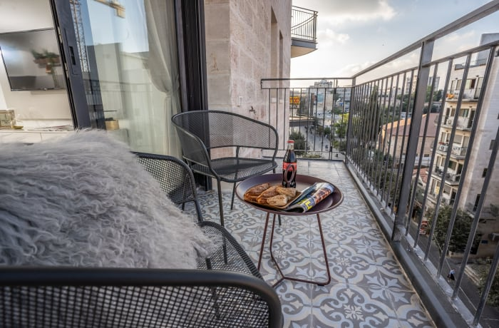 Apartment in Stylish Even Israel II, City Center - 22